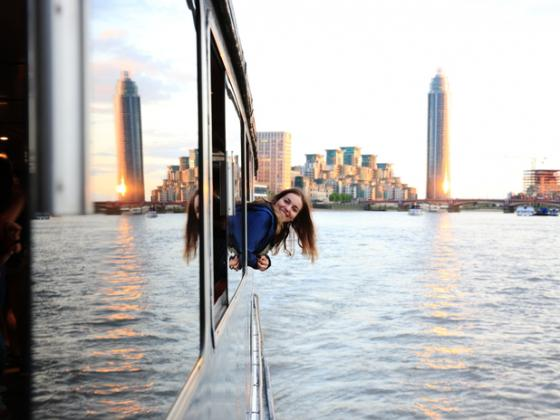 London & River Thames Disco Cruise