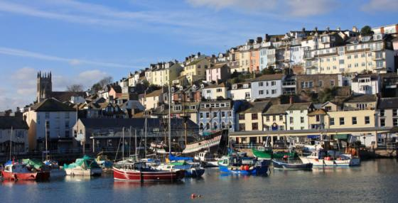 Brixham by Boat