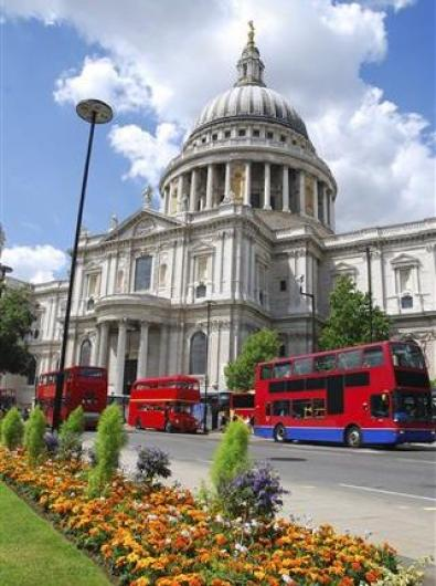 The Museum of London & St Paul's Cathedral